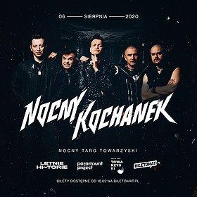 Pop / Rock : Nocny Kochanek - Poznań | Nocny Targ Towarzyski