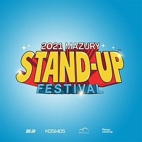 Stand-up: Mazury Stand-up Festival 1|08|2021