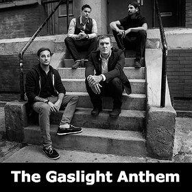 Koncerty: The Gaslight Anthem