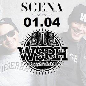 Koncerty: WSRH / Shellerini & Słoń Czarne Słońce
