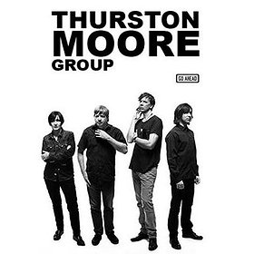 Koncerty: Thurston Moore Group
