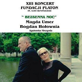 Koncerty: XIII koncert fundacji Platon im. Kuby Rumińskiego - Bezsenna noc