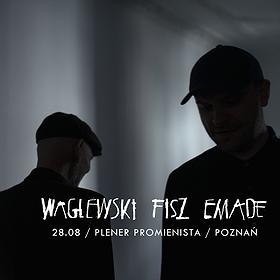 Pop / Rock : Waglewski Fisz Emade – promocja nowej płyty | Poznań | Plener Promienista