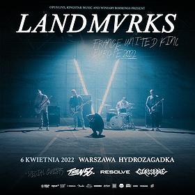 Hard Rock / Metal : LANDMVRKS