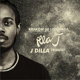 Koncerty: J DILLA TRIBUTE / ILLA J W KRAKOWIE!