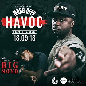 Koncerty: Havoc (Mobb Deep) & Big Noyd