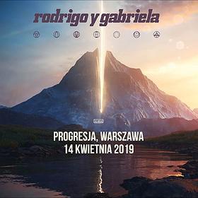 Koncerty: Rodrigo y Gabriela