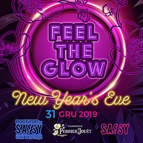Sylwester 2019/2020: Sylwester 2019/20 | Feel The Glow - KATHY BROWN