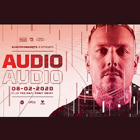 Muzyka klubowa: Elektrowkręta pres. Audio [UK] - Warszawa
