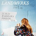 Hard Rock / Metal: LANDMVRKS + Resolve, Warszawa