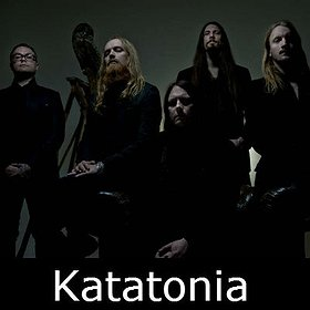 Hard Rock / Metal: Katatonia