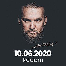 Hip Hop / Reggae: KęKę - Mr KęKę - Radom - koncert odwołany