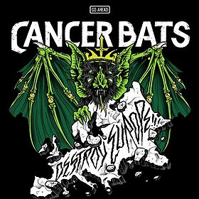 Koncerty: Cancer Bats