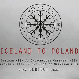 Hard Rock / Metal: Iceland To Poland