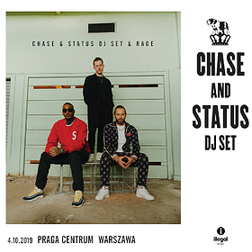 Concerts: Chase & Status DJ Set & MC Rage
