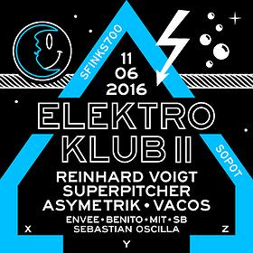 Imprezy: ELEKTRO KLUB II x Seazone Music & Conference