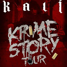 "Koncerty: Kali ""Krime Story Tour"""