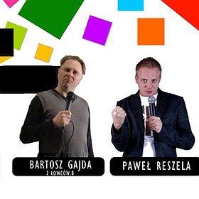 Inne: Kwadratowy Stand-up! – Bartosz Gajda, Paweł Reszela
