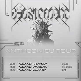 Hip Hop / Reggae: Ghostemane | Gdańsk, B90