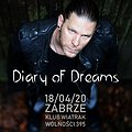 Hard Rock / Metal: DIARY OF DREAMS, Zabrze