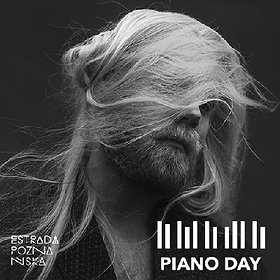 Koncerty: Piano Day Poznań: Hogni x Michał Kmieciak