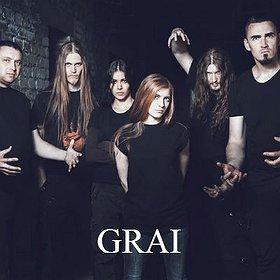 Koncerty: Folk Metal Crusade 2015 Part II Wrocław - GRAI & Netherfell + Black Velvet Band + Achsar + Kryvoda