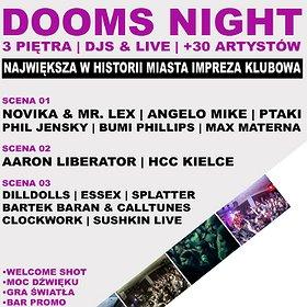 Muzyka klubowa: Dooms Night w. Aaron Liberator