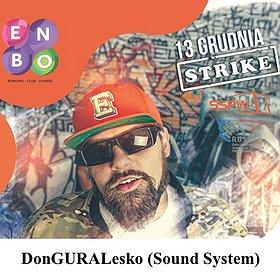 Imprezy: Triple Impact + DonGURALesko (Sound System)