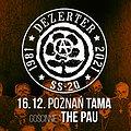 Koncerty: DEZERTER / SS-20, Poznań