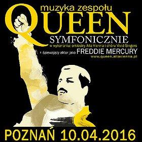 Koncerty: Queen Symfonicznie w Poznaniu