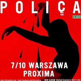 Koncerty: Poliça