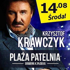 Pop / Rock: Krzysztof Krawczyk na Plaży Patelnia