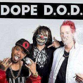 Koncerty: Dope D.O.D.