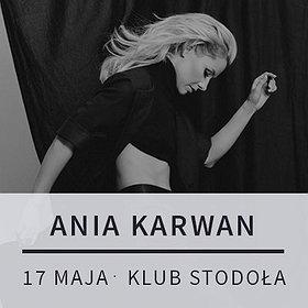 Koncerty: Ania Karwan - Open Stage
