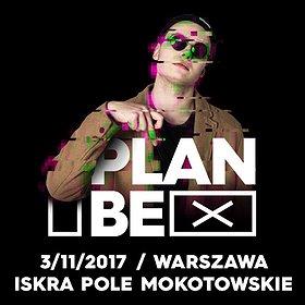 """Koncerty: PlanBe Premiera """"Insomnia"""" ISKRA / Warszawa"""