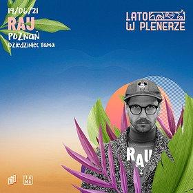 Hip Hop / Reggae: Lato w Plenerze | RAU | Poznań