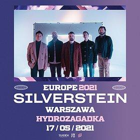 Hard Rock / Metal: SILVERSTEIN - koncert odwołany