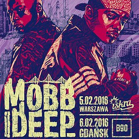 Koncerty: Mobb Deep