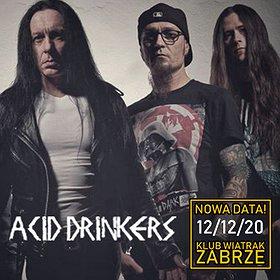Hard Rock / Metal: ACID DRINKERS