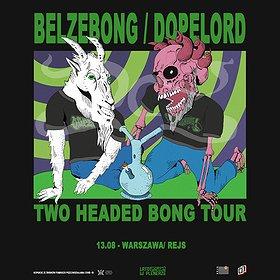 Hard Rock / Metal: Lato w Plenerze   Belzebong / Dopelord   Warszawa