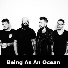 Koncerty: Being As An Ocean