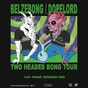 Hard Rock / Metal: Lato w Plenerze | Belzebong / Dopelord | Poznań