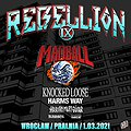 Hard Rock / Metal: Rebellion Tour IX, Wrocław