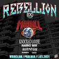 Hard Rock / Metal: Rebellion Tour IX, Wrocław