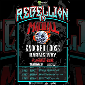 Hard Rock / Metal: Rebellion Tour IX