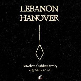 Hard Rock / Metal : Lebanon Hanover | Zaklęte Rewiry