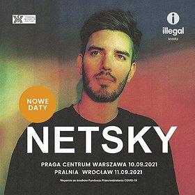 Muzyka klubowa: Netsky w Warszawie