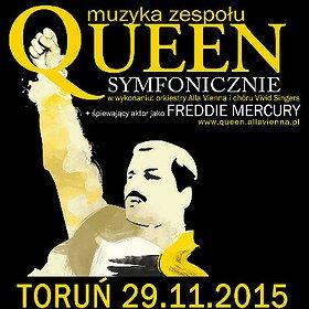 Koncerty: Queen Symfonicznie w Toruniu