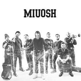 Koncerty: MIUOSH & LIVE BAND