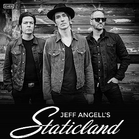 Koncerty: JEFF'S ANGELL'S STATIC LAND